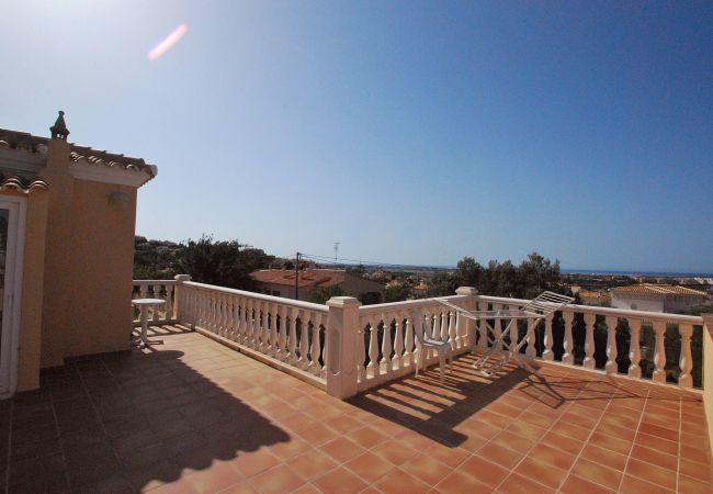 Villa en Denia - 035 Villa Bugamvilla