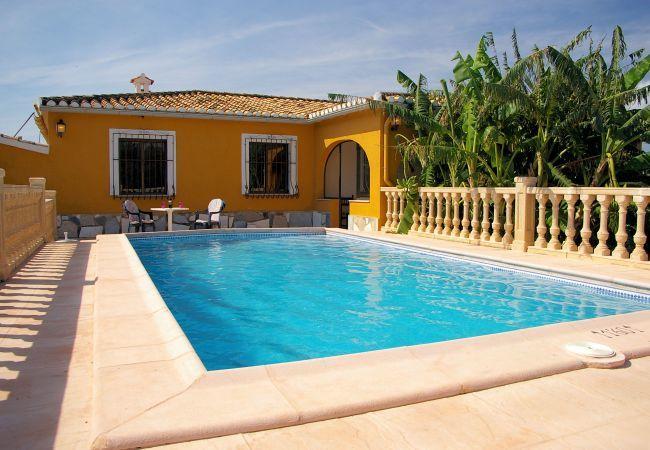 Villa en Denia - 052 Villa Plana d´Elies