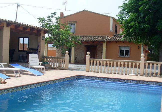 Villa en Denia - 062 VILLA ALMENDRO
