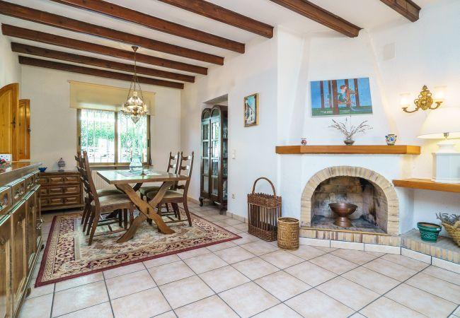 Villa en Denia - 027 Villa Galera