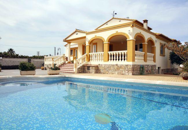 Villa en Denia - 056 Villa Natura