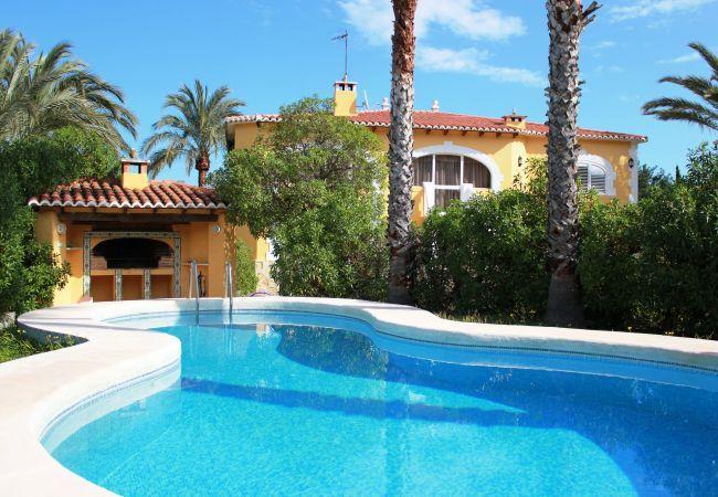 Villa en Denia - 034 VILLA ANITA
