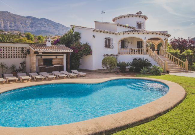 Villa en Denia - 075 Villa Somni