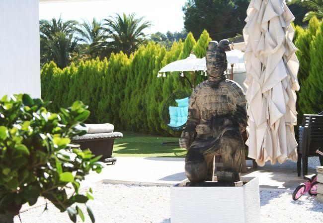 Villa en Denia - 054 Villa Blanca
