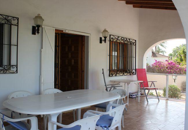 Villa en Denia - 033 VILLA PEGASO
