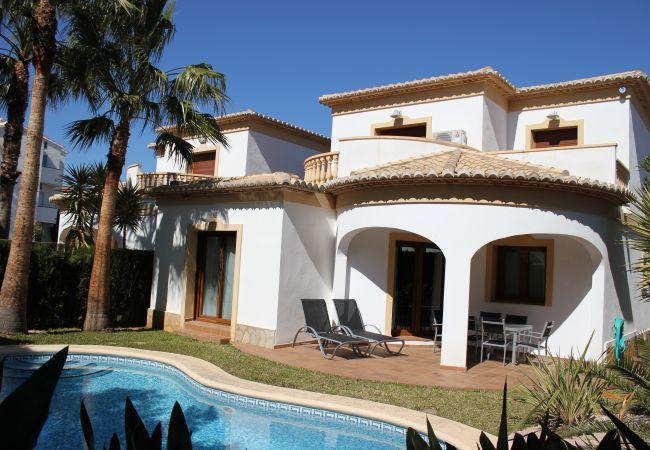 Villa in Denia - 021 Villa Palmar 8C