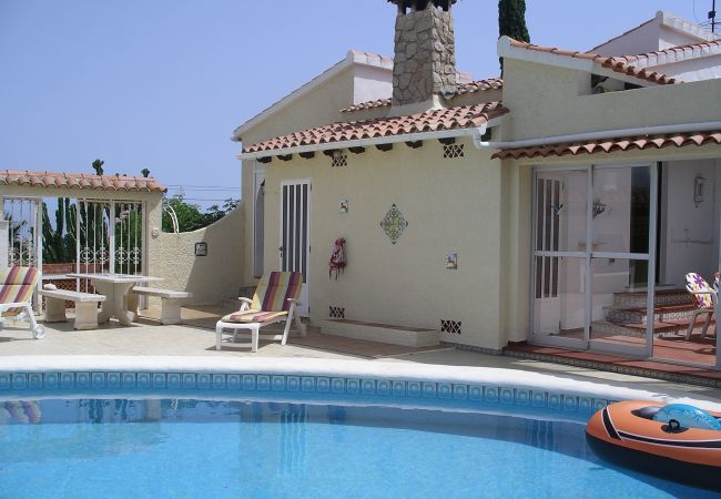 Villa in Denia - 019 Villa Euridice