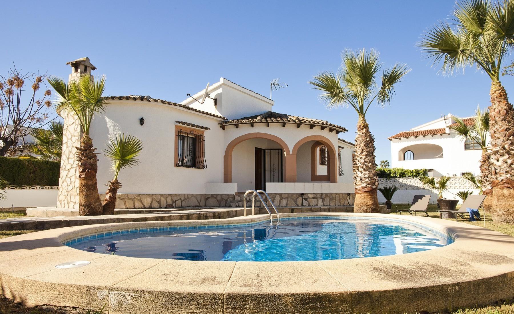 Villa/Dettached house in Denia - 038 Villa Magrana