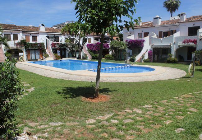 Apartment in Denia - 159 Tropicana Park 76B