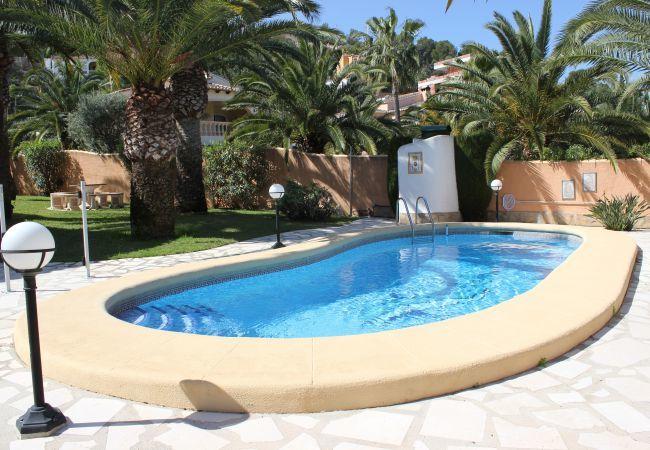 Villa in Denia - 024 Villa Cresolet