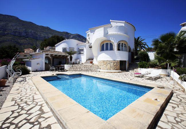 Villa in Denia - 009 Villa Manuela
