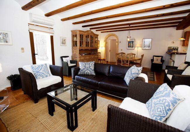 Villa in Denia - 013 Villa Pinos