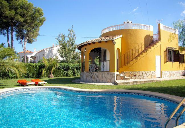 Villa à Denia - 022 VILLA STA. LUCIA