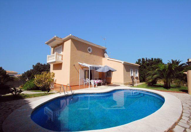 Villa à Denia - 035 VILLA BUGAMVILLA