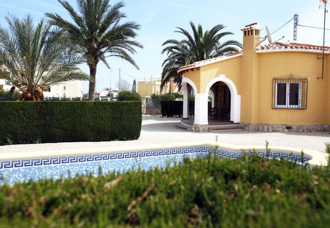 Villa à Denia - 029 VILLA ESTANYO