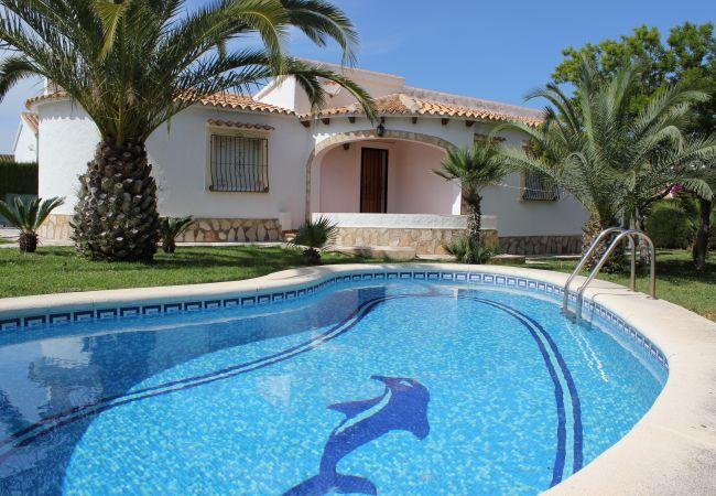 Villa à Denia - 039 VILLA OLIVAR