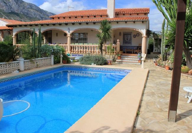 Villa à Denia - 027 Villa Galera