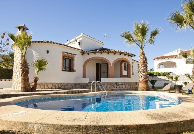 Villa à Denia - 038 Villa Magrana