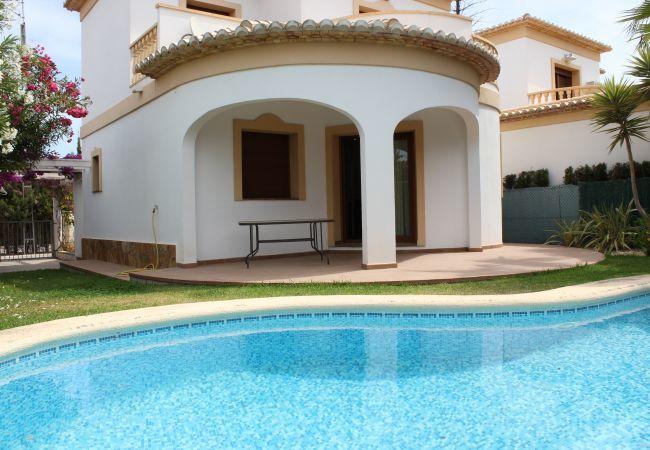 Villa à Denia - 020 VILLA PALMAR 8D