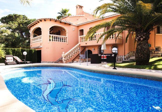 Villa à Denia - 024 VILLA CRESOLET